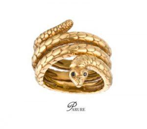 Bracelet serpent parure - Priscilla Bialeck