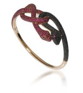 Bracelet serpent - Elise Dray